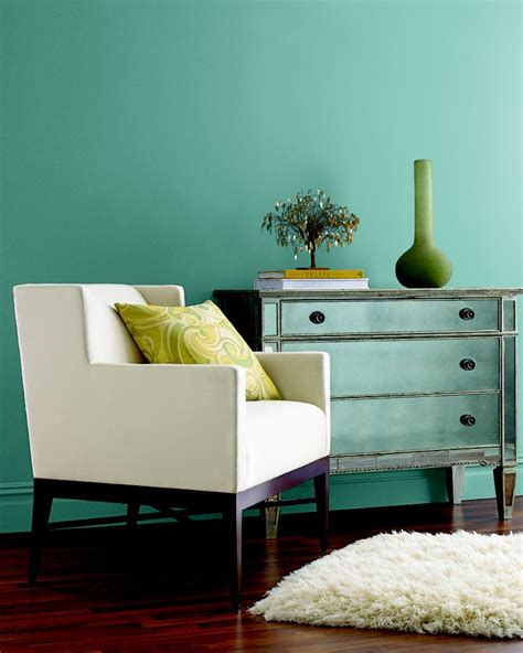 Great Accent Wall Color Benjamin Moore Af505 Blue Echo