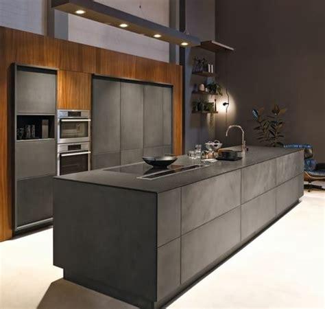 cuisine cagne chic cuisine gris anthracite 56 idées pour une cuisine chic