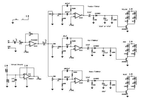 Amp Led Organ Input Problem Electrical Engineering