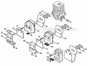 26 Stihl Fs 55 Rc Parts Diagram