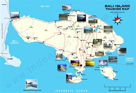 bali indonesia tourist destinations