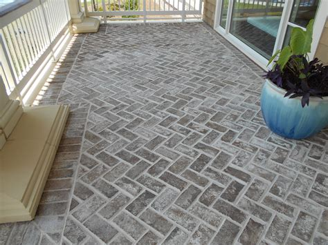 Grey Brick Pavers by Our Normal Grey Oversize Genuine Handmade Brick