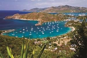 A Caribbean Paradise The Shoal Bay Beach In Antigua