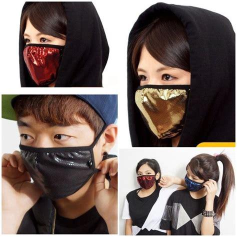 kpop eye mask mouth mask images  pinterest