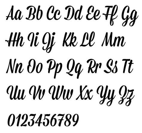 script fonts alphabet script typeface alphabet by james edmondson casual brush script