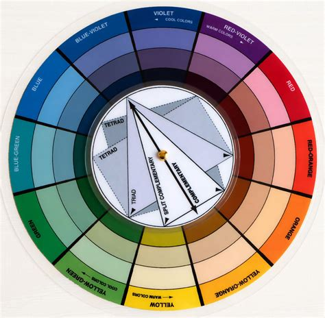 color mixing wheel pocket color wheel 3 14 quot 8 cm high quality