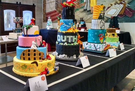 orleans big top cake competition celebrates happy