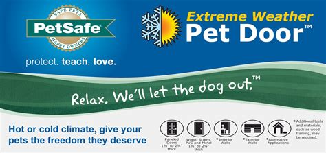 petsafe weather pet door petsafe weather pet door
