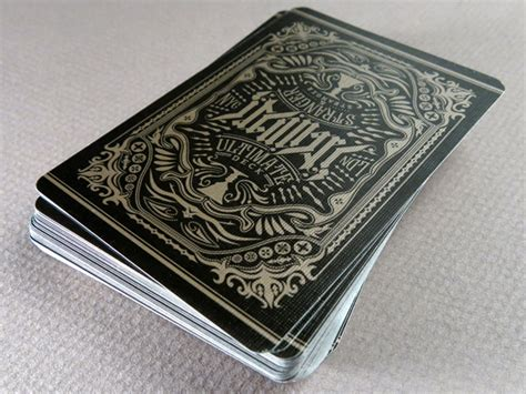ready   ultimate card trick yanko design