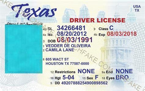 texas fake id drivers license template carisoprodolpharm