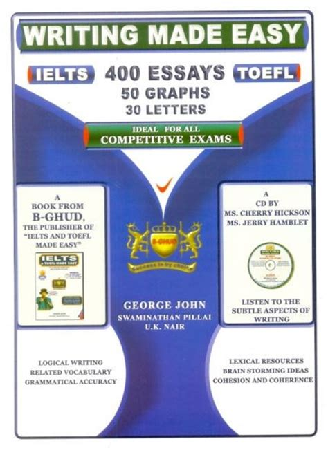 ielts writing  easy   audio cd