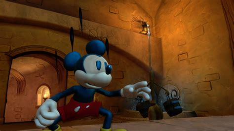 Disney Epic Mickey 2 The Power Of Two Coming To