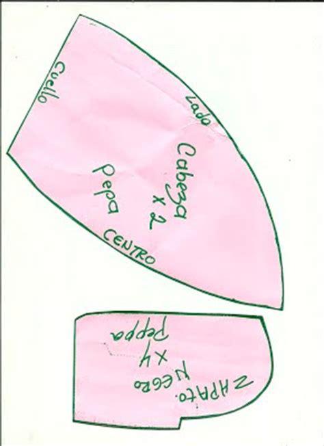 molde para cabeza de la peppa pig molde para cabeza de la peppa pig pi 241 ata infantil