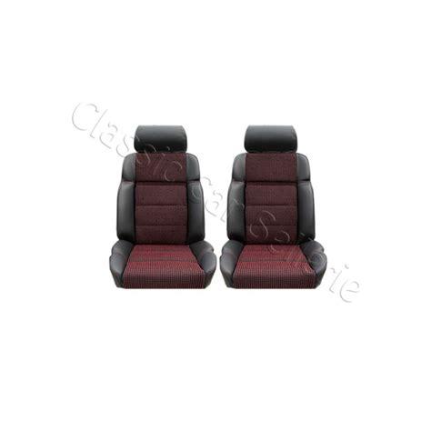 sieges 205 gti ensemble 2 garnitures de sièges avant 205 gti cti cuir