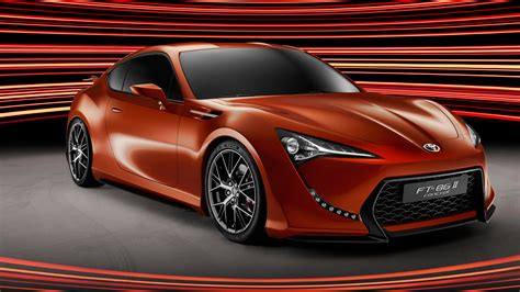 Toyota 86 4k Wallpapers by Toyota Ft 86 Ii Concept 4k Wallpaper Hd Car Wallpapers