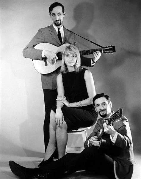 Peter Paul and Mary: 1960: group | Mary Travers: A Look