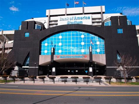 bank  america stadium charlotte nc address