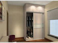 Inside Design Of Wardrobe In Bedrooms