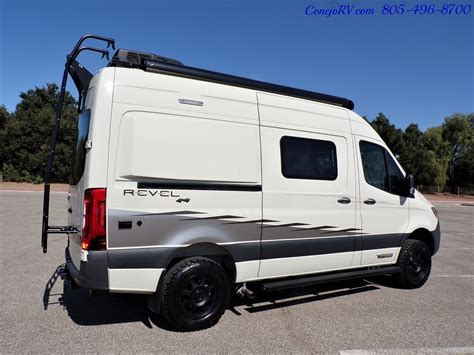 I had no idea winny kitted out such capable vehicles with their trademark overland comforts and i'm quite impressed with the results. 2020 Winnebago Revel 44E 4X4 Sprinter Mercedes Turbo ...