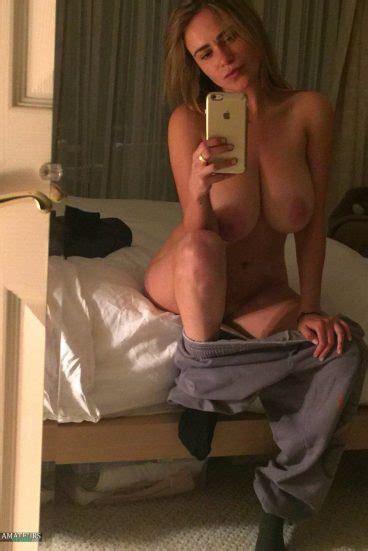 leaked nicolle radzivil pics filled w her beautiful big