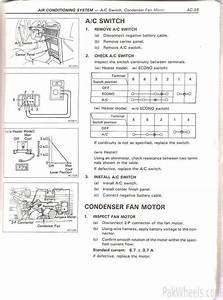 Toyota Corolla Repair Manual For Ee90 Ae92 From 1987