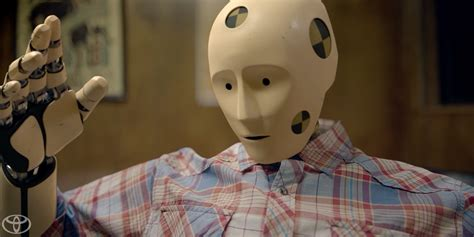 toyotas cars   safe today  crash test dummies