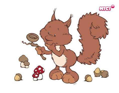 Wandtattoo Kinderzimmer Eichhörnchen by Wandtattoo Forest Friends вафельные картинки