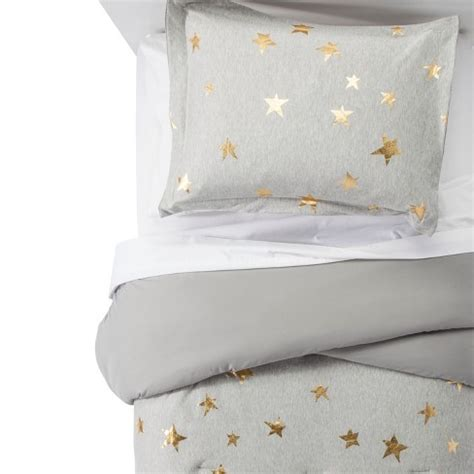 jersey stars comforter set pillowfort target
