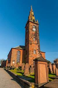 dumfries scotland history photos historic attractions