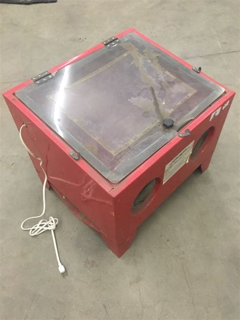 Central Pneumatic Blast Cabinet Manual auction listings in minnesota auction auctions loretto