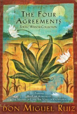 agreements toltec wisdom collection  book boxed