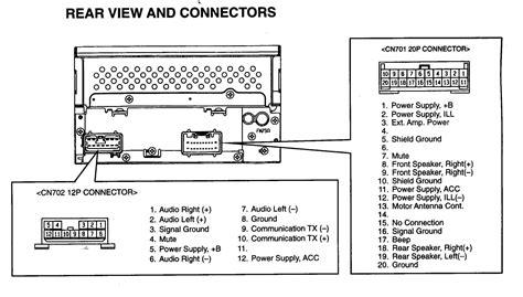 mazda mpv stereo wiring diagram wiring diagram and