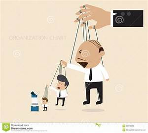 Organization Chart Stock Illustration Image 44179949