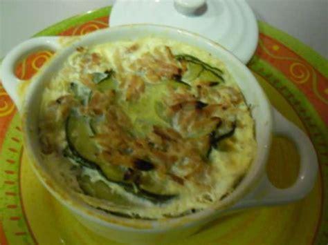 toutes les recettes de cuisine recettes de gratin dauphinois et courgettes