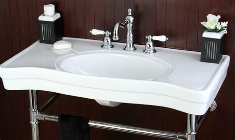 How To Remove A Bathroom Sink-overstock.com Tips & Ideas