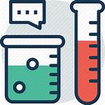 Lab Equipment Icon Science Clipart Laboratory Chemistry