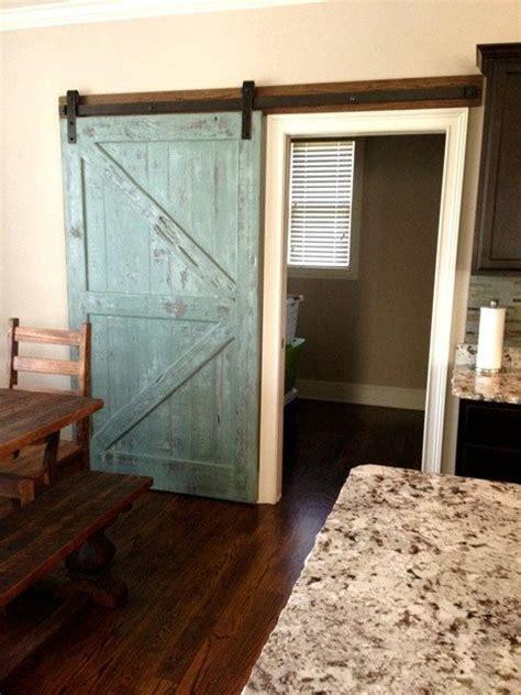 distressed barn door 1000 ideas about distressed doors on big