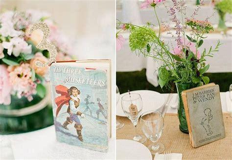 30 amazing wedding table name ideas childhood storybooks
