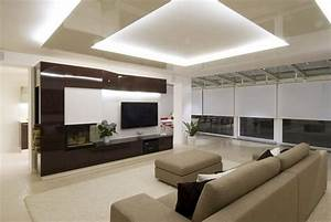 Nepřímé osvětlení stropu