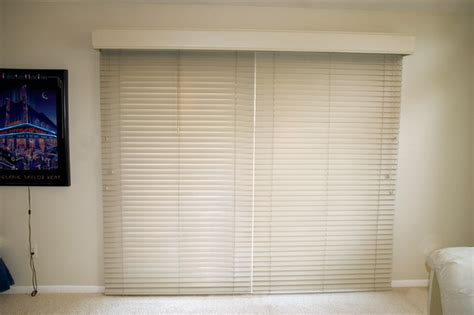 glider blinds track system for horizontal blinds window