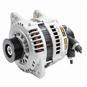 Car Engine Electrical Alternator 100a Amps Replacement