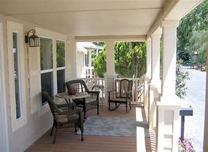Rimer Homes Inc In Bakersfield California Front Porch