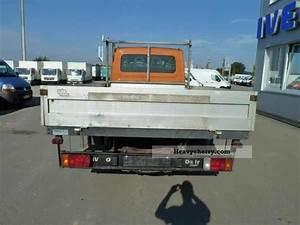 Iveco Daily 35s13 : iveco daily 35s13 doka platform apc 2004 stake body truck photo and specs ~ Gottalentnigeria.com Avis de Voitures