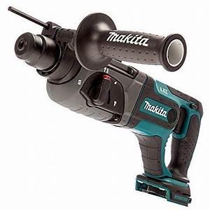 Perforateur Makita Sans Fil : makita dhr241z marteau perforateur sans fil 18 v li ion ~ Melissatoandfro.com Idées de Décoration