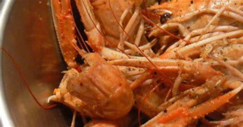 cuisiner les langoustines comment cuire les langoustines