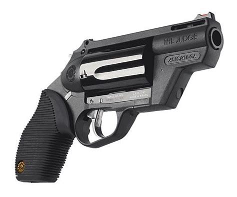 judge taurus defender polymer handgun guns 410 shotgun poly tactical called firearms shot pistol revolver gun wesson smith defense gunsholstersandgear