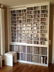 Cd Regal Mit Tür : platten und cd regal bestseller shop f r m bel und einrichtungen ~ Orissabook.com Haus und Dekorationen