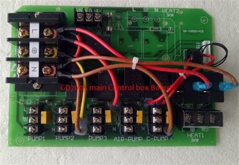 Hot Tub Spa Circuit Board For China Controller Pack