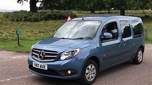 Mercedes Citan Tourer : road test and review of mercedes citan tourer youtube ~ Medecine-chirurgie-esthetiques.com Avis de Voitures