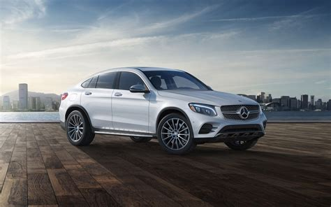 The Eye-catching 2018 Mercedes-benz Glc 300 4matic® Coupe